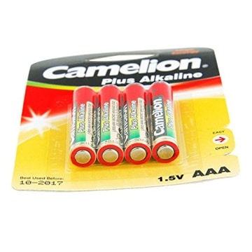 MICRO LR03 AAA, Alkali-Mangan-Batterie, 4er-Pack - 3