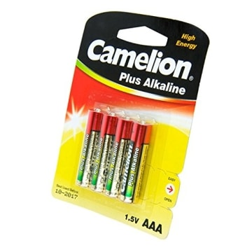 MICRO LR03 AAA, Alkali-Mangan-Batterie, 4er-Pack - 4