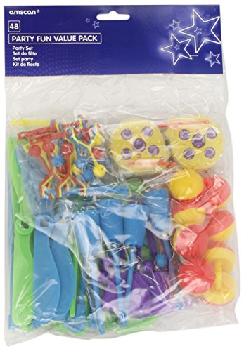 Mitbringsel: Party-Fun-Pack, Spielzeug, 8 x 6 Stück - 1