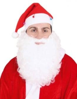 Mütze für den Weihnachtsmann mit Glöckchen - 1