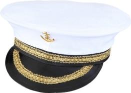Mütze: Kapitänsmütze, verschiedene Größen - 1