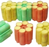 Munition für Konfetti-Pistole, 36 Schuss Papierkonfetti - 1