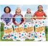 Outdoor-Spielzeug: Säcke für Sackhüpfen, 6 Stück - 1