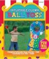Outdoor-Spielzeug: Wurfspiel mit Clown, aufblasbar - 1