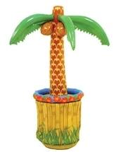 Palme, aufblasbar, Getränkekühler, 180 cm - 1