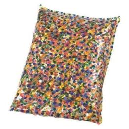 Papierkonfetti, 1 kg, bunt - 1