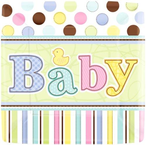 Festliche gestaltung zur feier eines neugeborenen party for Party deko shop