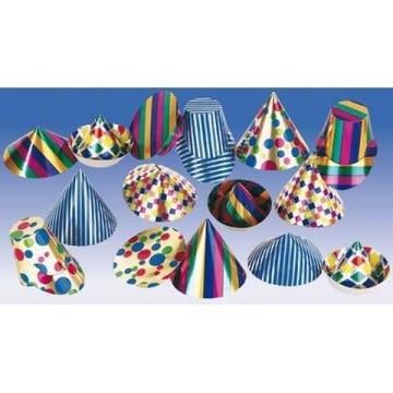 Party-Hütchen, mini, sortiert, 50er-Karton - 1