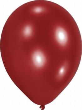 Party-Luftballon, rot, 100er-Pack - 1