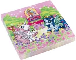 """Party-Servietten: Servietten mit dem Motiv """"Filly Fairy"""", 33 x 33 cm, 20er-Pack - 1"""