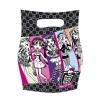 Partytüten: Geschenktüten, Monster High, 6er-Pack - 1