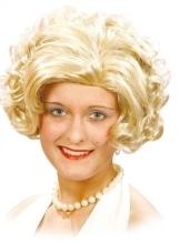 """Perücke, blond, """"Marlene"""" - 1"""