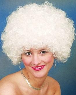 """Perücke: Perücke """"Hair"""", große Locken, verschiedene Farben - 1"""