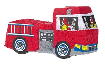 Pinata: Pinata-Figur, Feuerwehrauto - 1