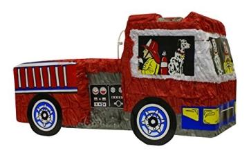 Pinata: Pinata-Figur, Feuerwehrauto - 2