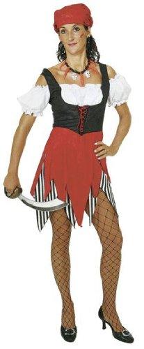 Pirate Girl : Kleid und Kopftuch - 1
