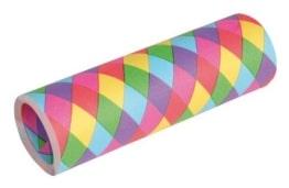Riesen-Luftschlange mit Rauten – für Silvester und andere Feiern - 1