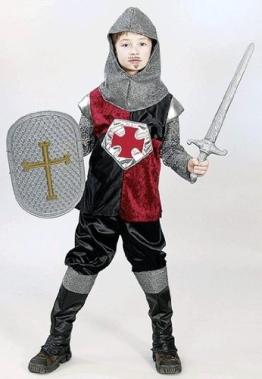 Ritter-Kostüm für Kinder: Ivanhou - 1