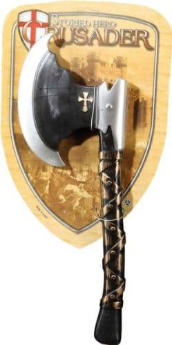 Ritteraxt, 43 cm, Nachbildung aus Kunststoff - 1