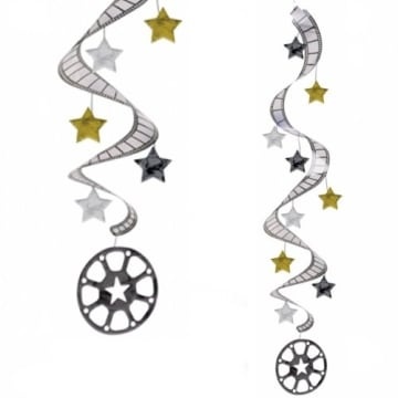 Rotorspirale: Mega-Rotorspirale, Hollywood-Motiv, 120 cm - 1