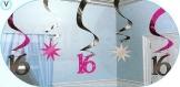 "Rotorspirale ""Sweet Sixteen"", 60 cm, 5er-Pack - 1"
