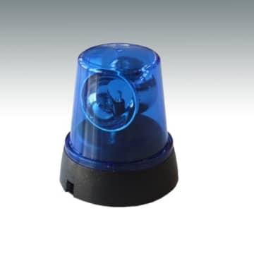rundumlicht blaulicht reflektierender spiegel 92 x 92 x. Black Bedroom Furniture Sets. Home Design Ideas