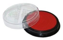 Schminke: Aqua-Schminke (Eulenspiegel), rubinrot, 20 ml/30 g - 1