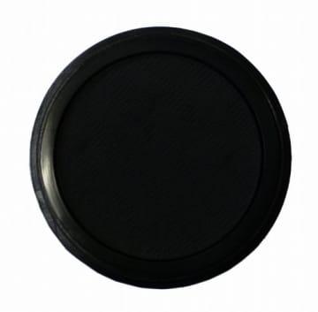 Schminke: Aqua-Schminke (Eulenspiegel), schwarz, 20 ml/30 g - 3