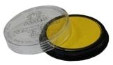 Schminke: Aqua-Schminke (Eulenspiegel), sonnengelb, 20 ml/30 g - 1