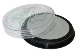 Schminke: Aqua-Schminke (Eulenspiegel), steingrau, 20 ml/30 g - 1