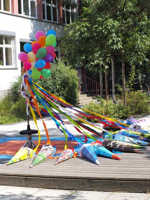 Dekoration Zum Schulanfang Zur Einschulung Party Deko Shop De