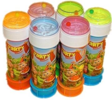 Seifenblasen: Party-Bubbles, Pustefix, 42 ml - 1