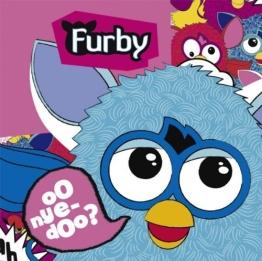 "Servietten: Party-Servietten, Motiv ""Furby"", 20 Stück - 1"