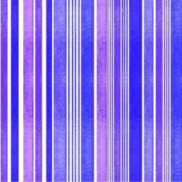 "Servietten: Party-Servietten ""Stripes Purple"", 33 x 33 cm, 20 Stück - 1"
