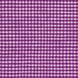 Servietten: Party-Servietten, Vichy, Lila, 33 x 33 cm, 20 Stück - 1