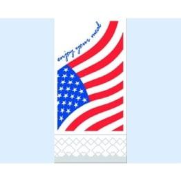 Servietten: USA-Motiv, 33 x 33 cm, 250er-Pack - 1