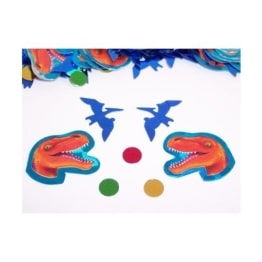 "Streu-Deko: Streu-Konfetti, ""Dinosaurier"", 14 g - 1"