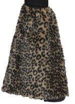 Stulpen: Fellstulpen, Leopardenmuster - 1