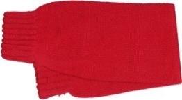 Stulpen, rot, Einheitsgröße - 1
