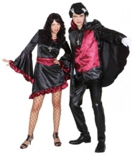 Vampire Lady : Kleid und Gürtel - 1