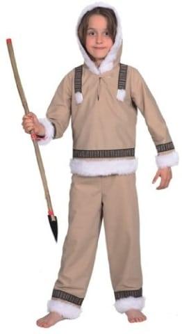 Verkleidung Eskimo Junge - 1