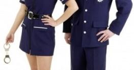 Verkleidung : Polizist Uniform - 2