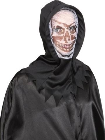 weiße Horror-Maske - 1