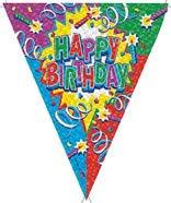 Wimpelkette 'Birthday Explosion', Geburtstagsfeier - 1