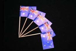 Zahnstocher : Australien 50er Packung - 1