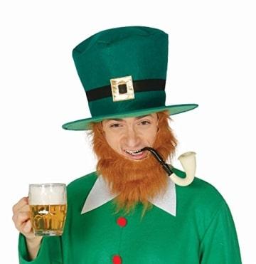 ZYLINDER - SAINT PATRICK`S DAY - Irischer Feiertag Irland St. Patrick - 1